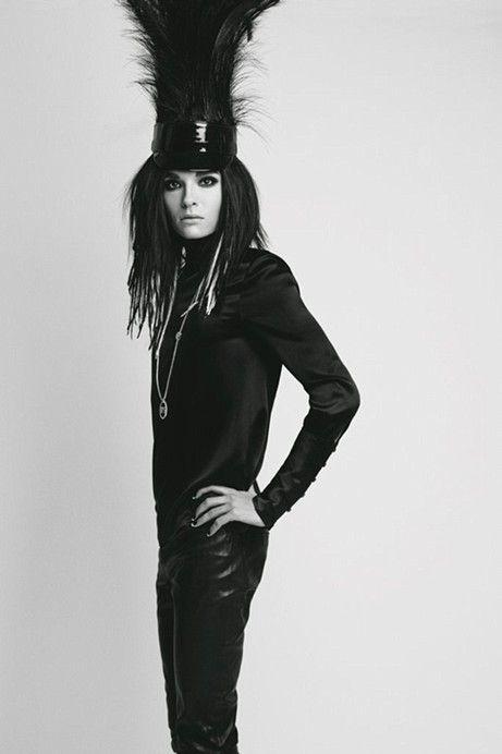 Bill Kaulitz Bill Kaulitz Style Icon Beautiful Men