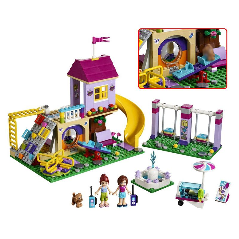 29 Off Lepin Genuine Good Friend Girls House Series Building