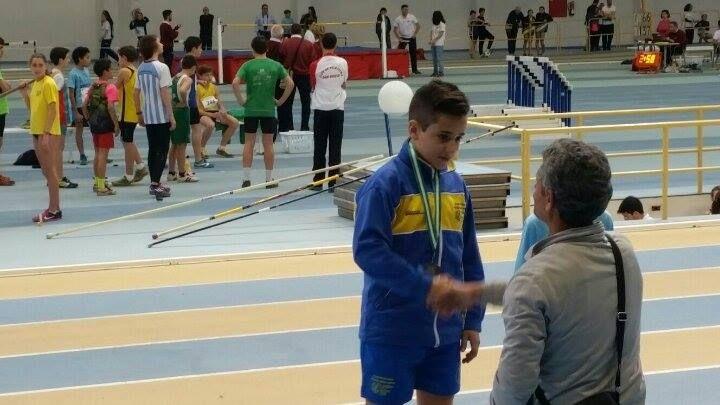 Cuatro medallas más para el Club Atletismo Pozoblanco Ginés