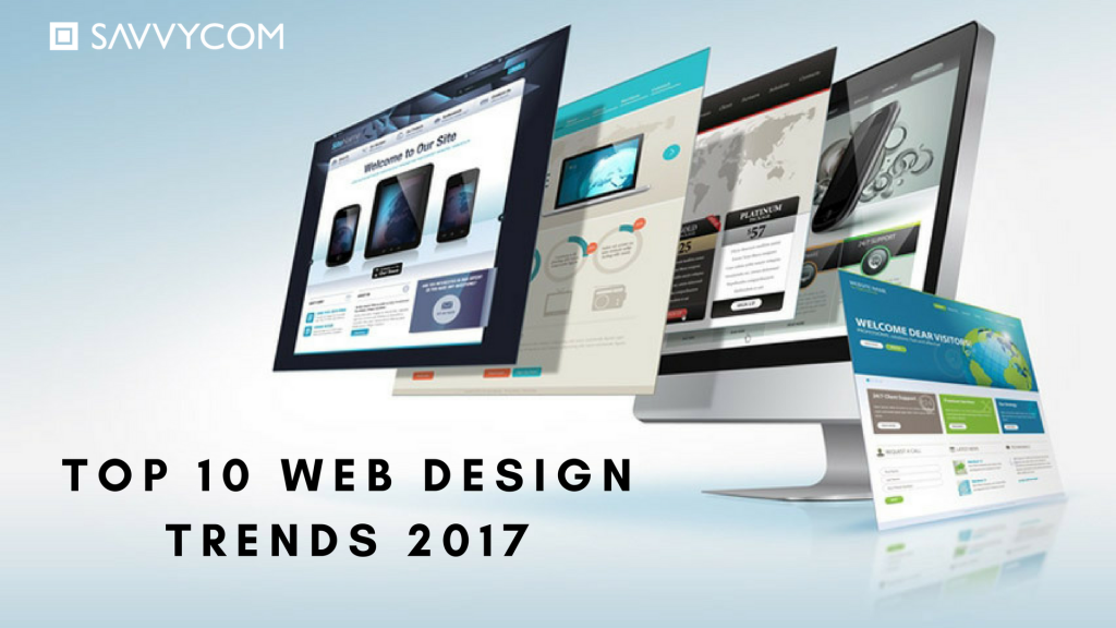 Web Design Trends 2017 Colorful Bold And Thiết Kế Trang Web Thiết Kế Web Thiết Kế