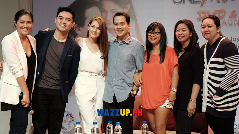 Video One More Chance Movie Novel Launch With John Lloyd Cruz And Bea Alonzo