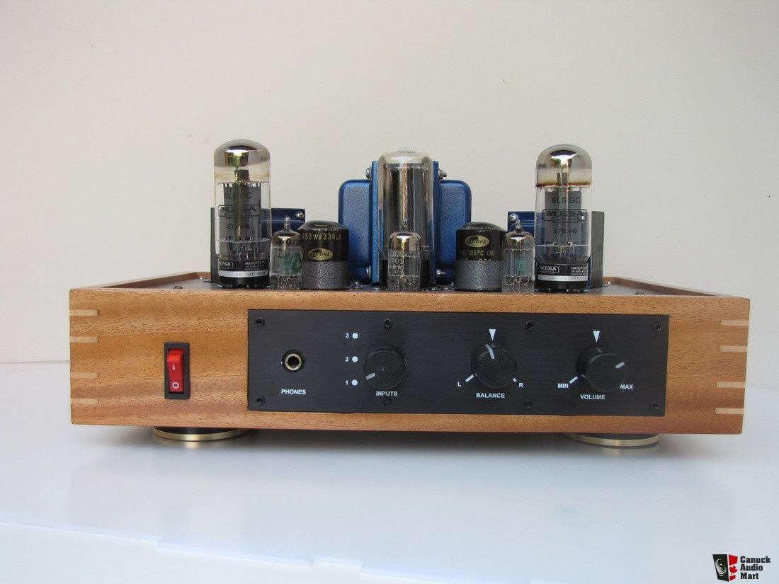 Homemade Hifi Amp Vittal Audio Single Ended Class A Hi Fi