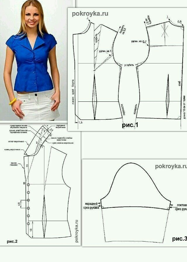 Pin by Olga on Schnittmuster | Pinterest | Patterns, Sewing