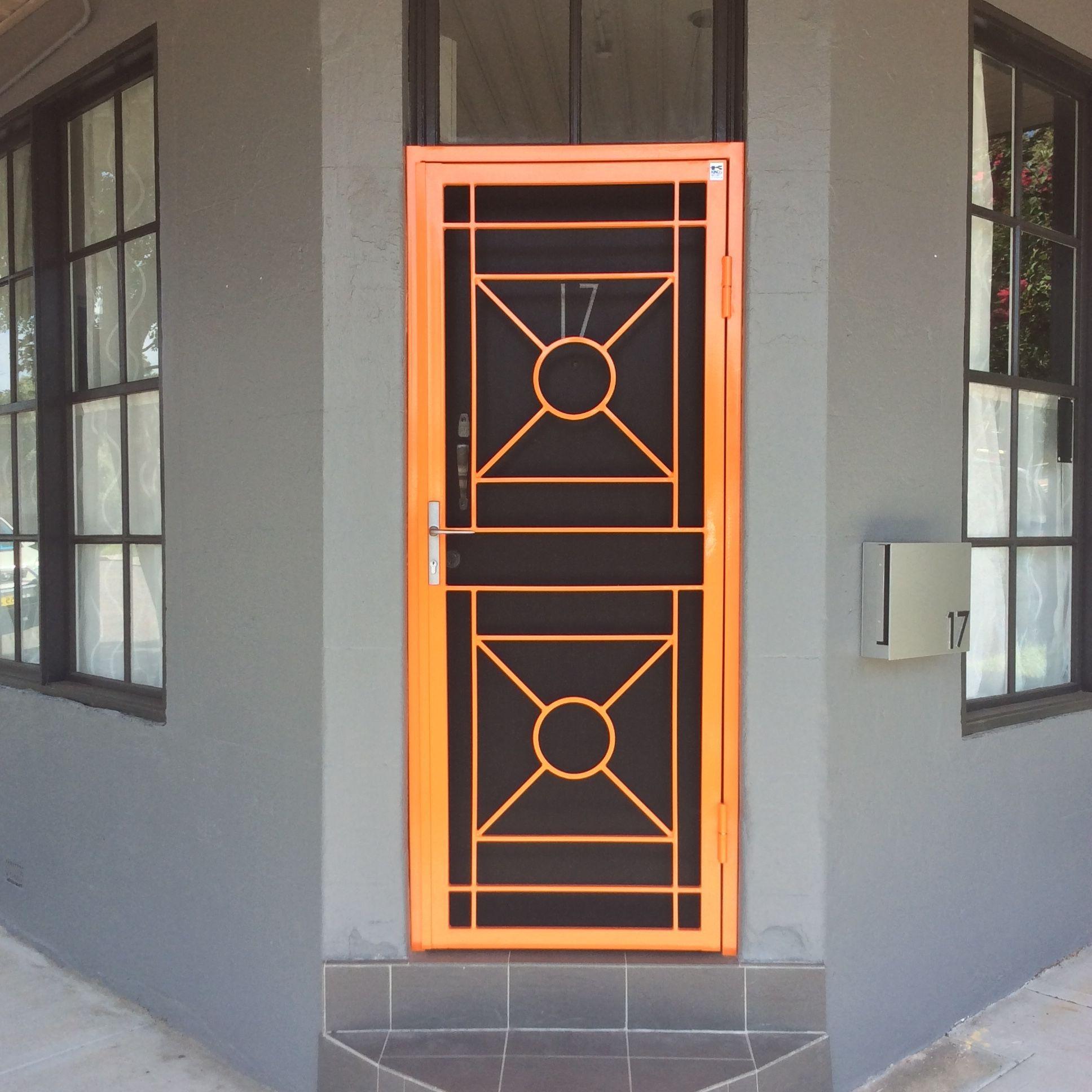 Security Door, screen door portfolio - KINGS Security ...