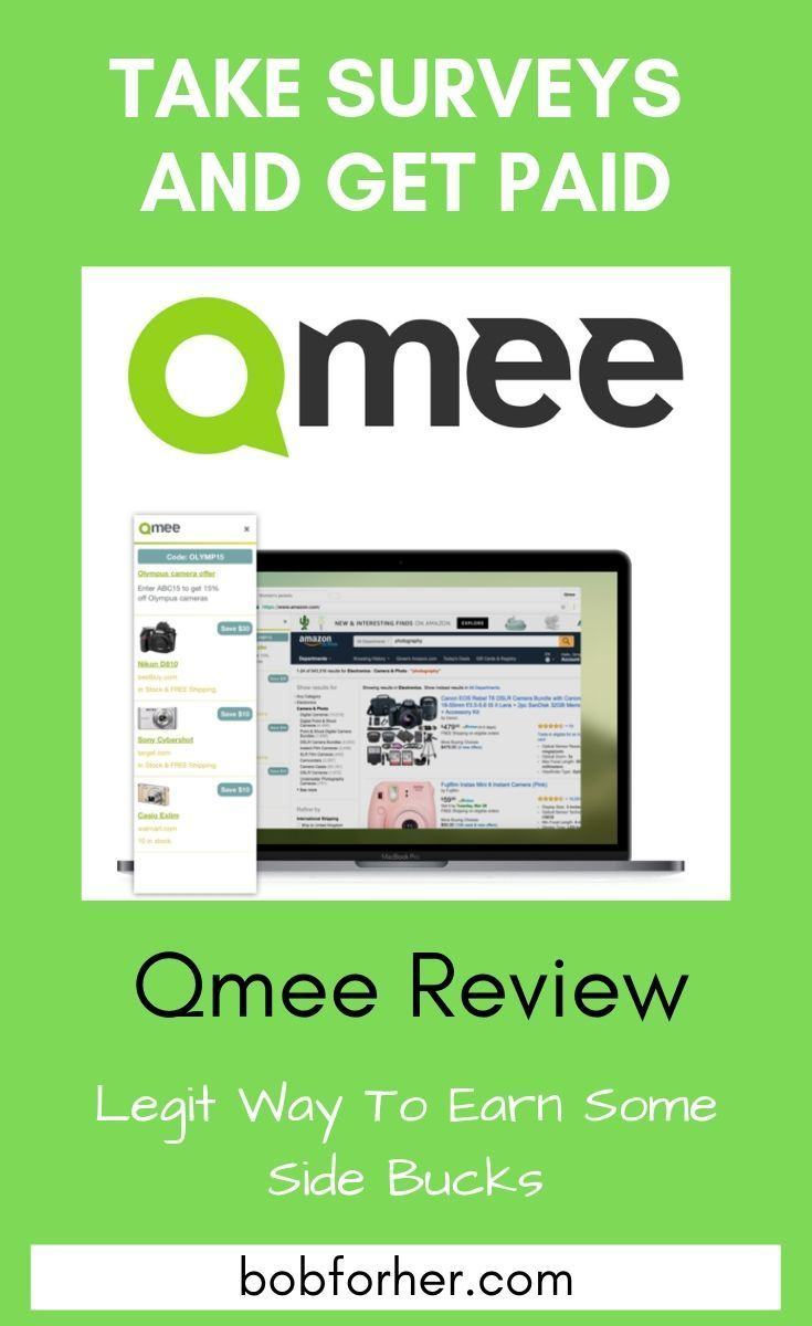 Qmee Review - Legit Way To Earn Some Side Bucks | Female