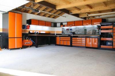Elegant Garage Atelier Passion Avez Amenage Atelier Bricoler_520187 ( Grandes Images