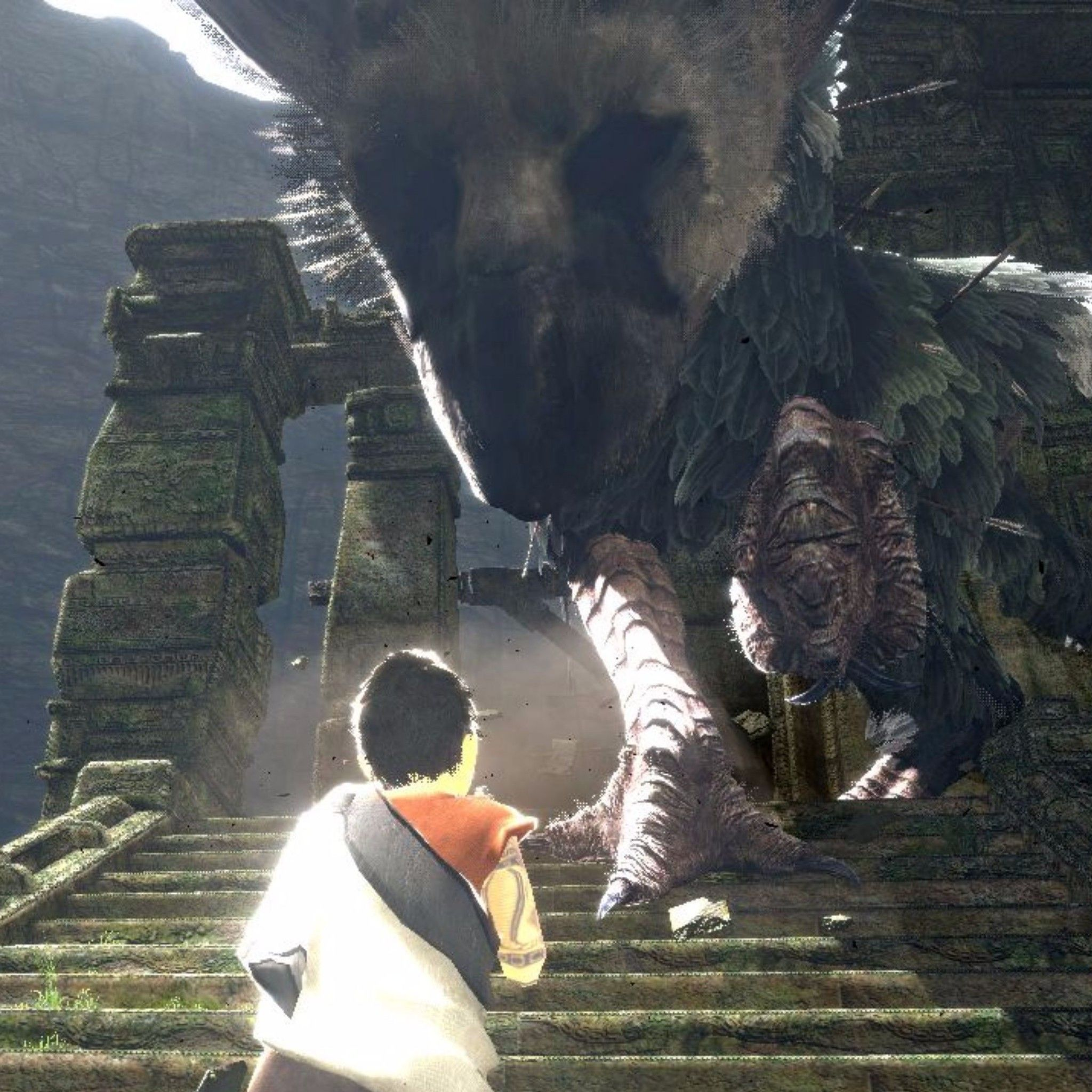 The Last Guardian - Tap to see more of The Last Guardian wallpapers ...