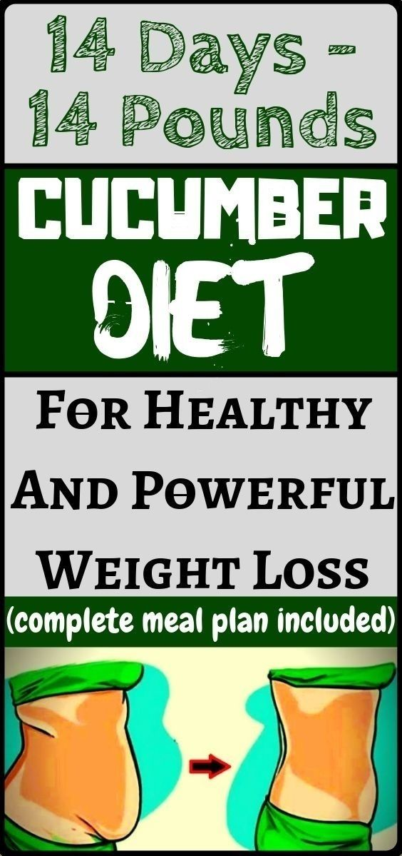 Cucumber diet  drop 14 lbs in 2 weeks for healthy and powerful weight loss