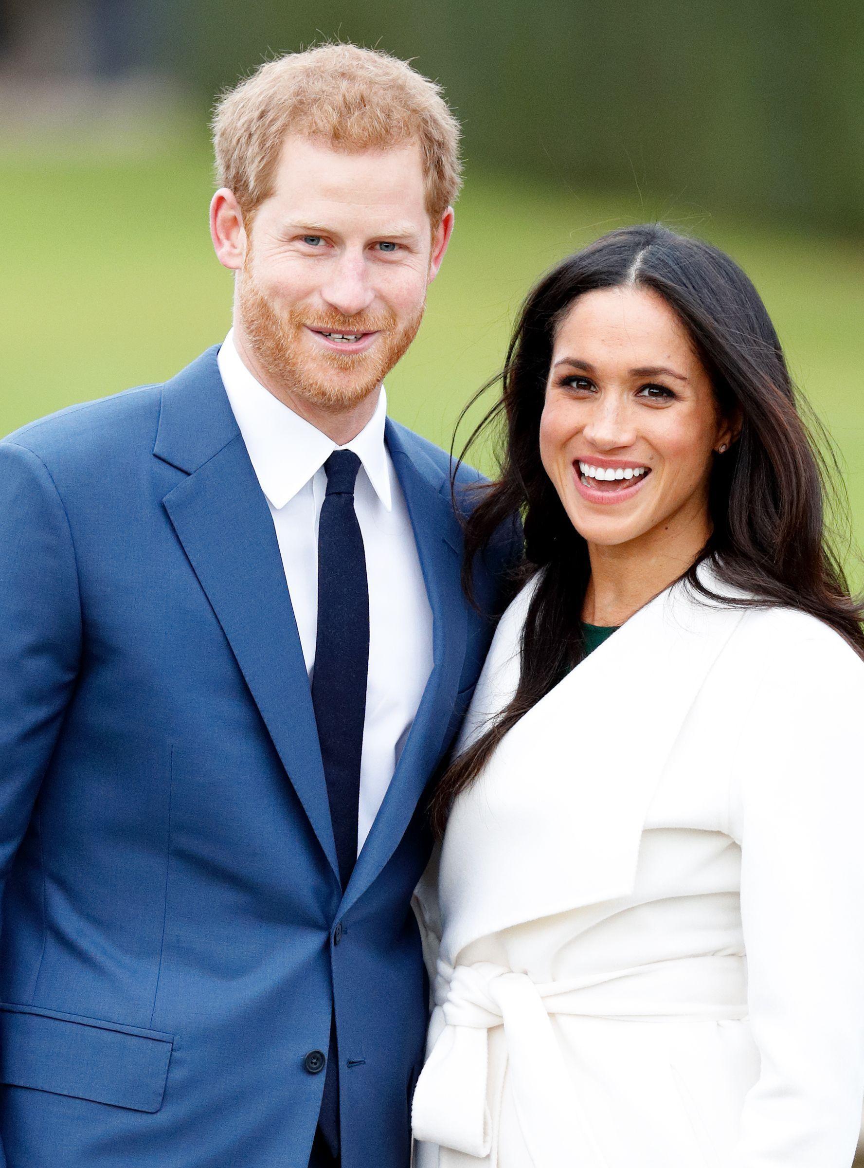 Matrimonio Harry E Meghan : Il principe harry e meghan markle perché è un matrimonio