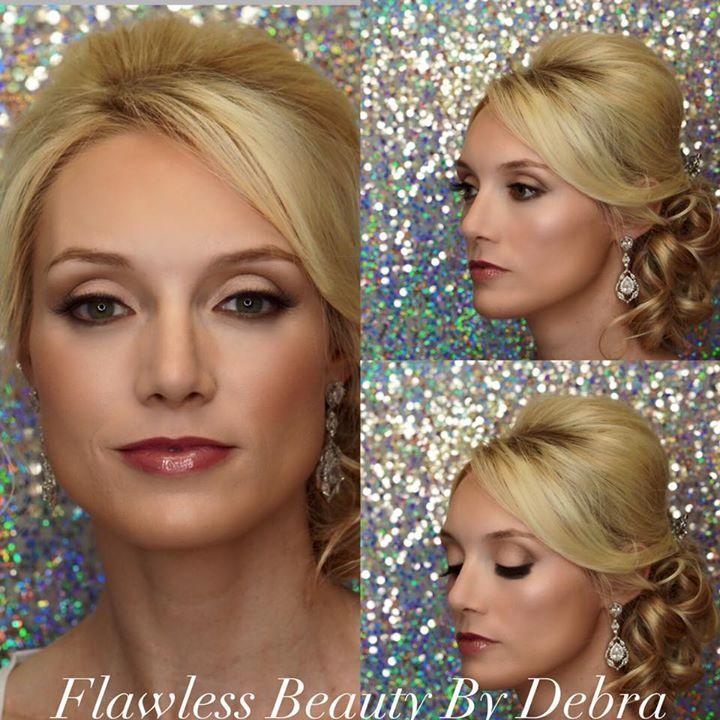 Bridal Trials On Deck Today.. Makeup By Debra
