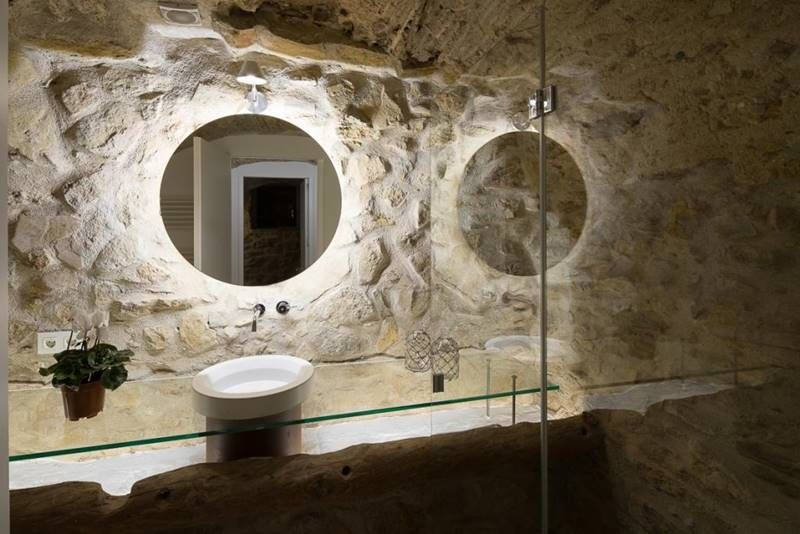 baños rusticos casa pueblo emporda (1) Colaboraciones y proyectos