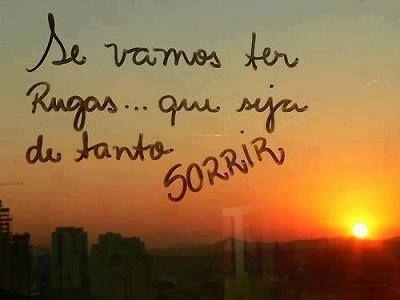 Sorrir!