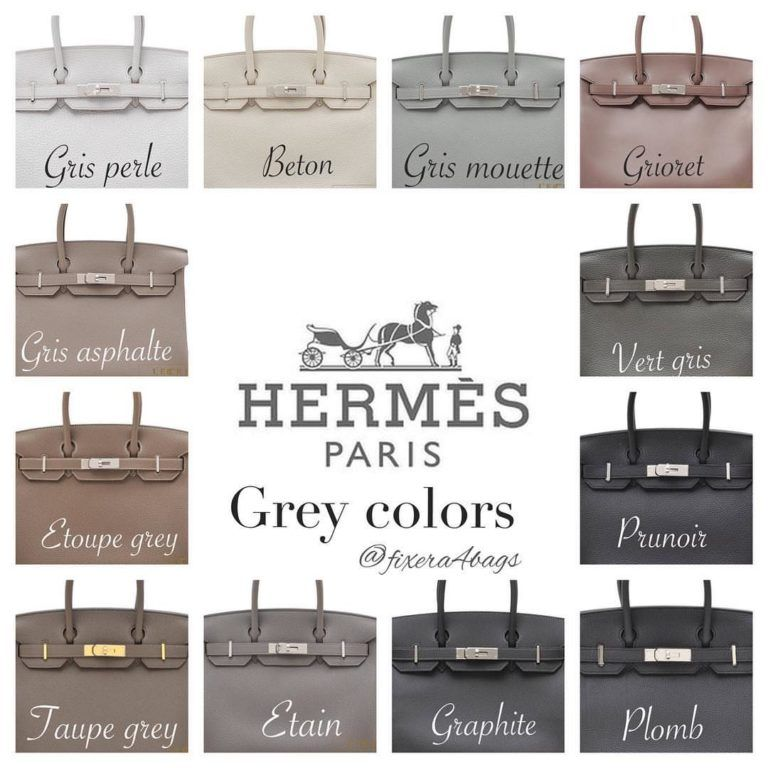 Photo of The Most Common Hermes Colors + How It Looks | HeyChenny