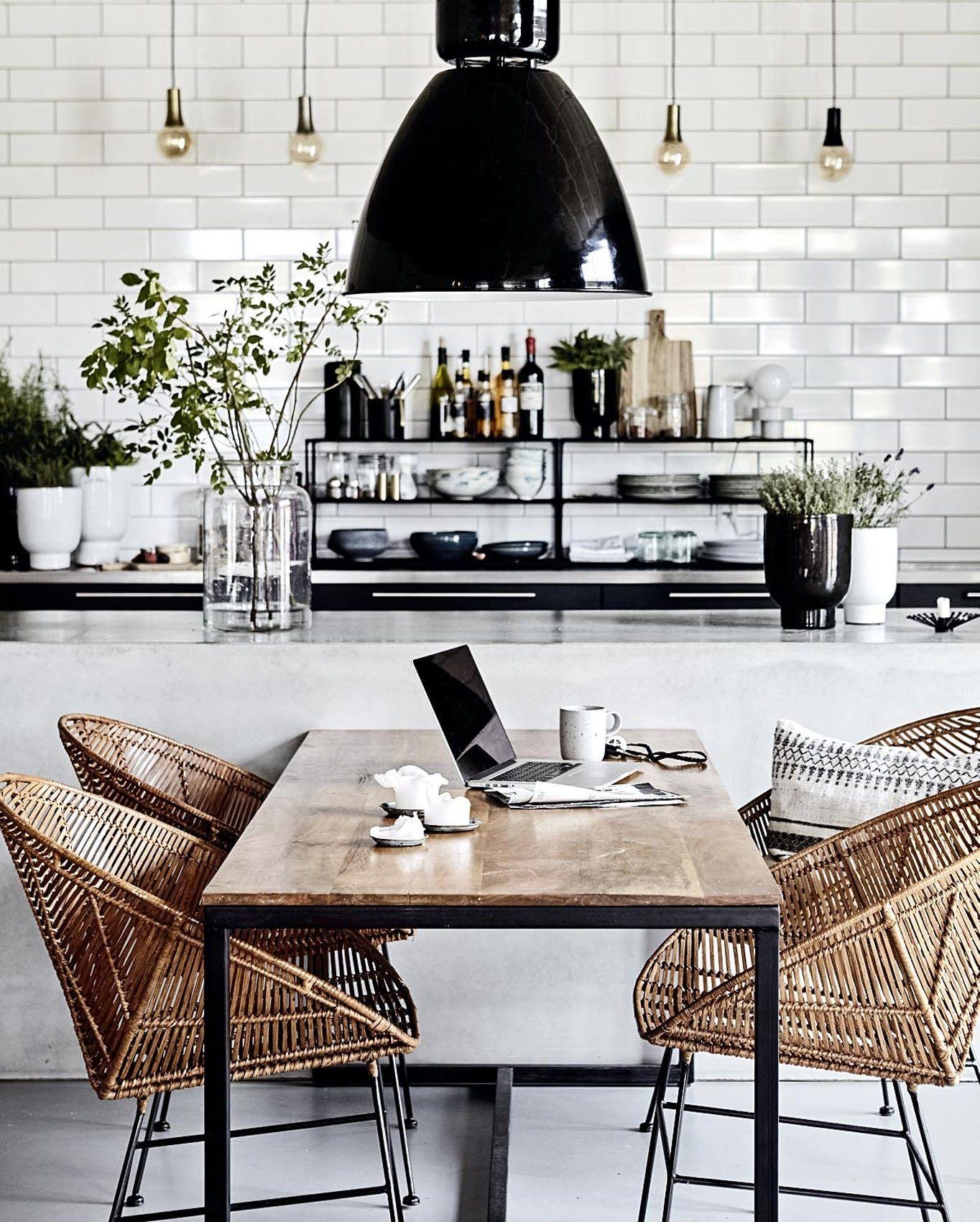 5 tips til personlig stil i k kkenet decor home pinterest k che und deko. Black Bedroom Furniture Sets. Home Design Ideas