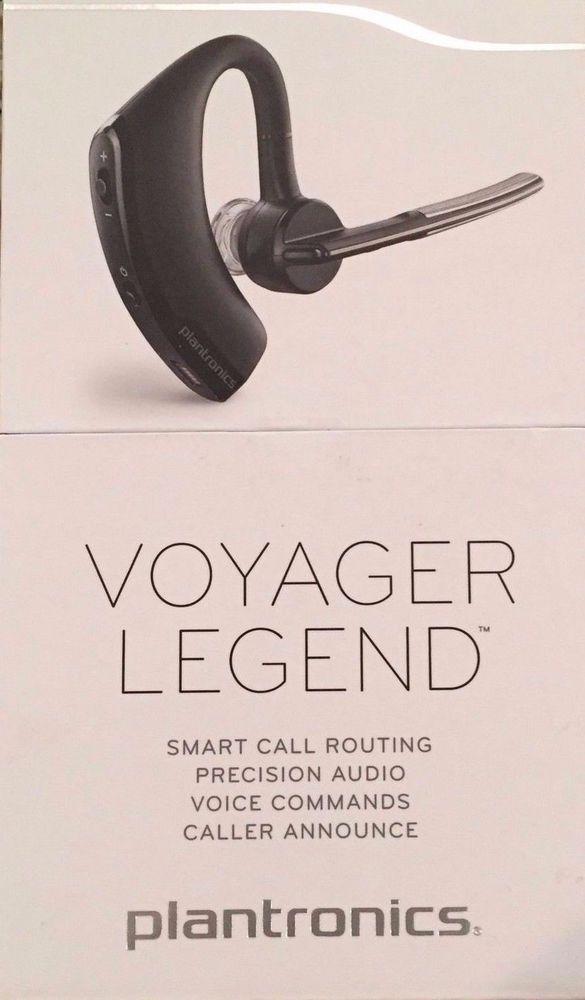 Plantronics Voyager Legend Wireless Bluetooth Headset Brand New Sealed Plantronics Internet Deals Headset Voyage