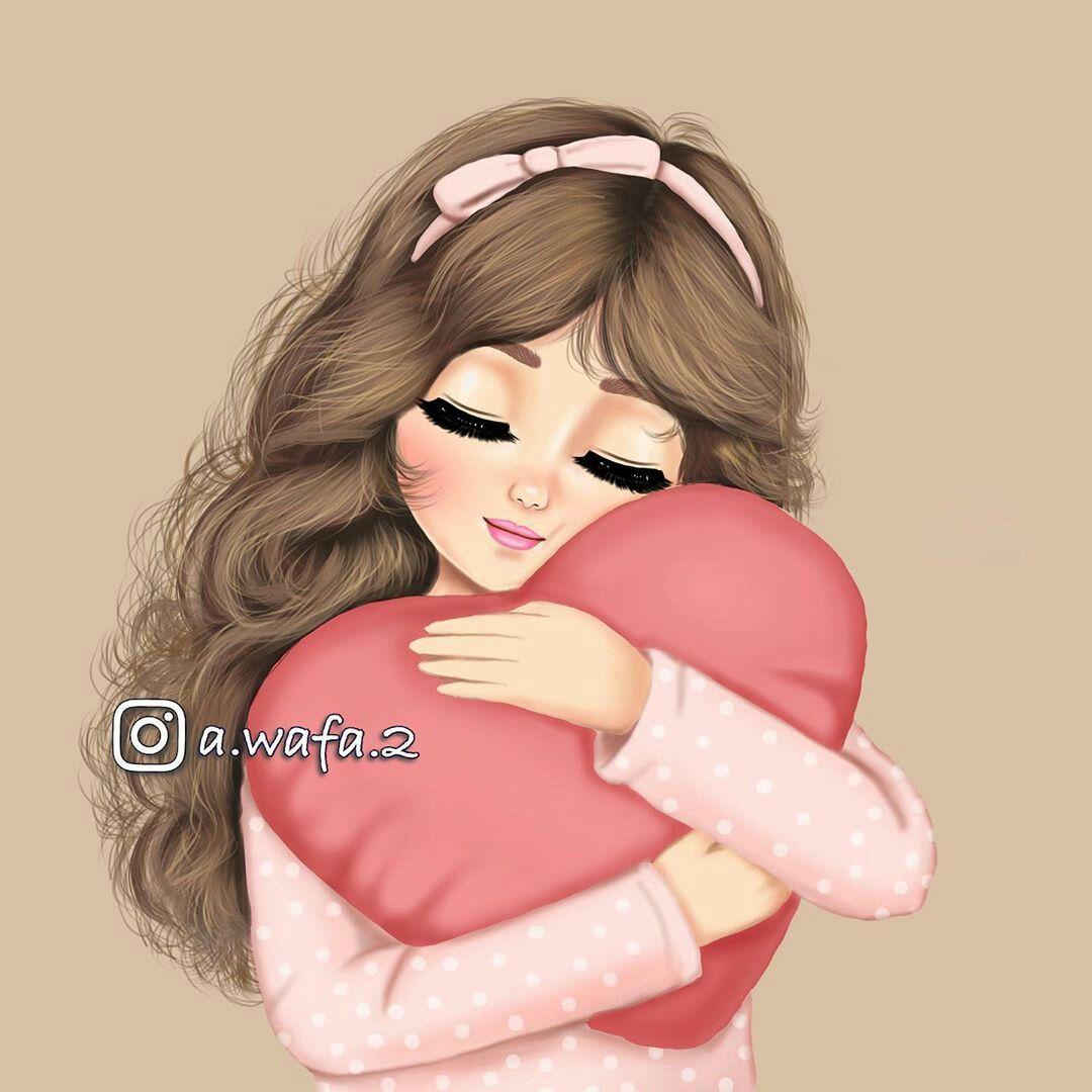 Pin By A Wafa 2 On A Wafa 2 Beautiful Girl Drawing Girly Art Girl Drawing