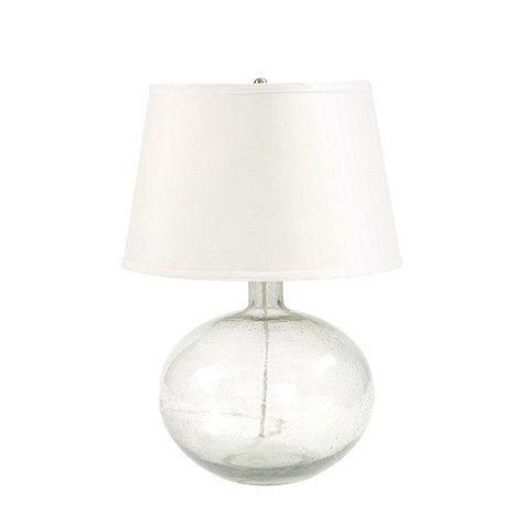 Malia Seeded Glass Table Lamp House Table Lamp Task