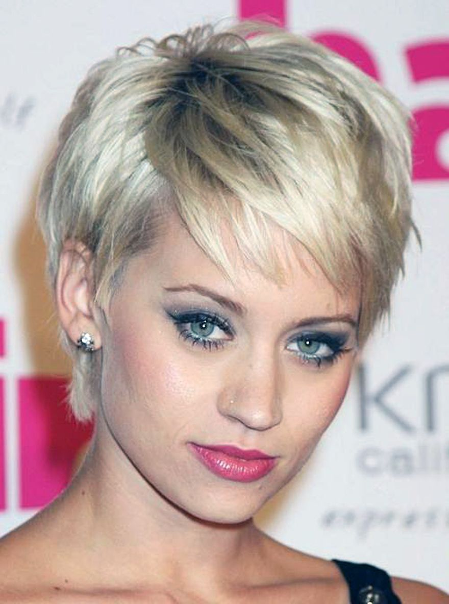 Short hairstyles for women pictures my style pinterest