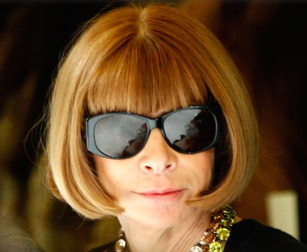 Which shows is Ann Wintour going to attend at New York Fashion Week 2014