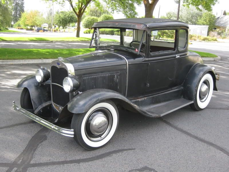How do you correctly lower a Model A with PRE war parts? | Page 2 ...