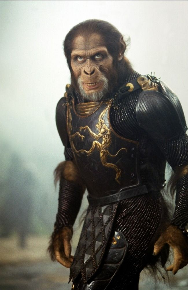 Tim Burton S Planet Of The Apes 2001 Part 23 Planet Of The Apes Apes Tim Burton