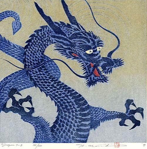 In Chinese mythology, Shenlong were azure-blue dragons that ...