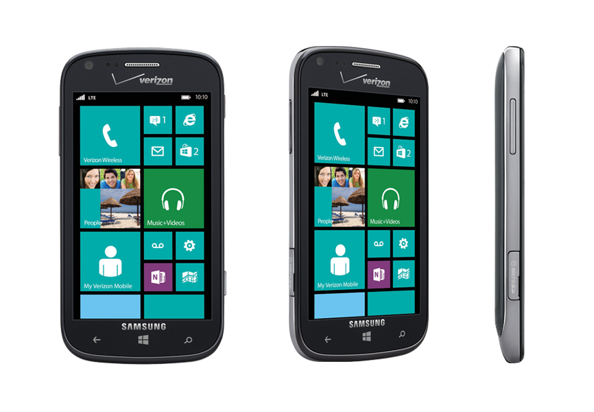 Spring will debut two Windows phones on its network by