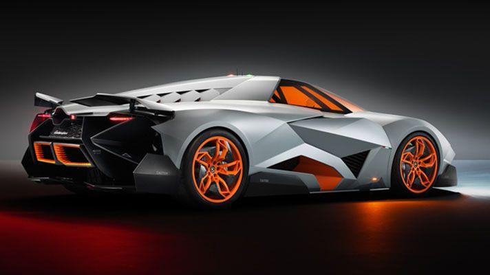 Gallery Lamborghini Reveals The Egoista Bbc Top Gear Lgmsports