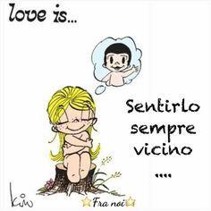 Risultati Immagini Per Vignette Lamore è In Italiano Love Is
