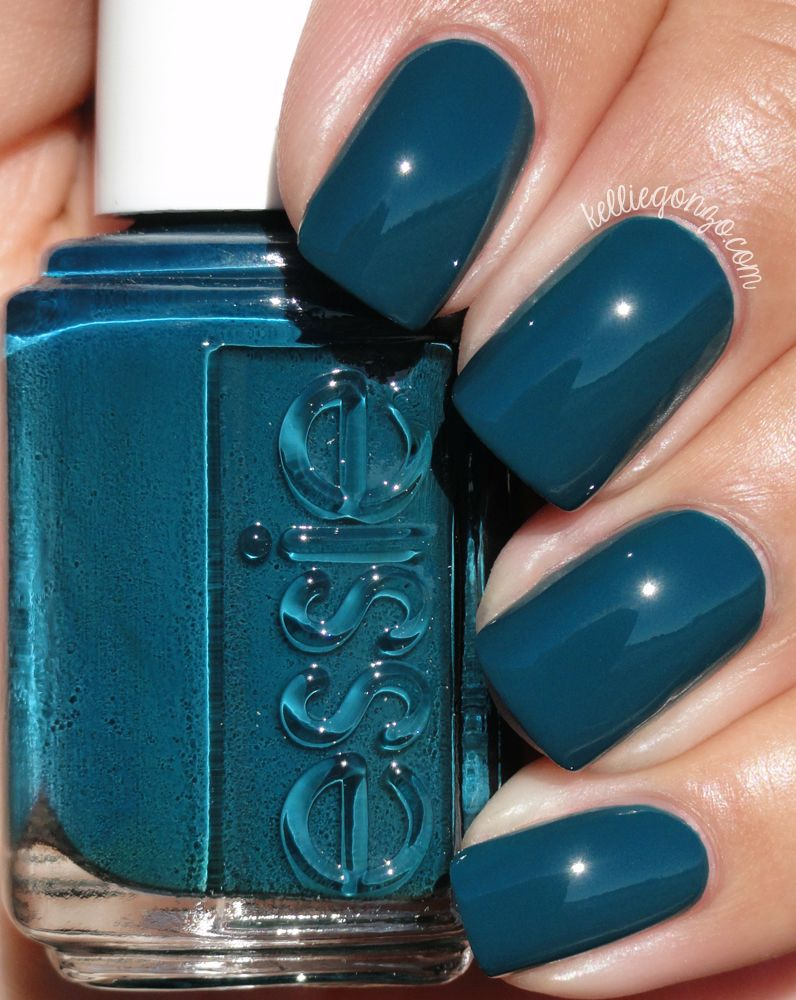 Essie Satin Sister @kelliegonzoblog | nails | Pinterest | Uña ...
