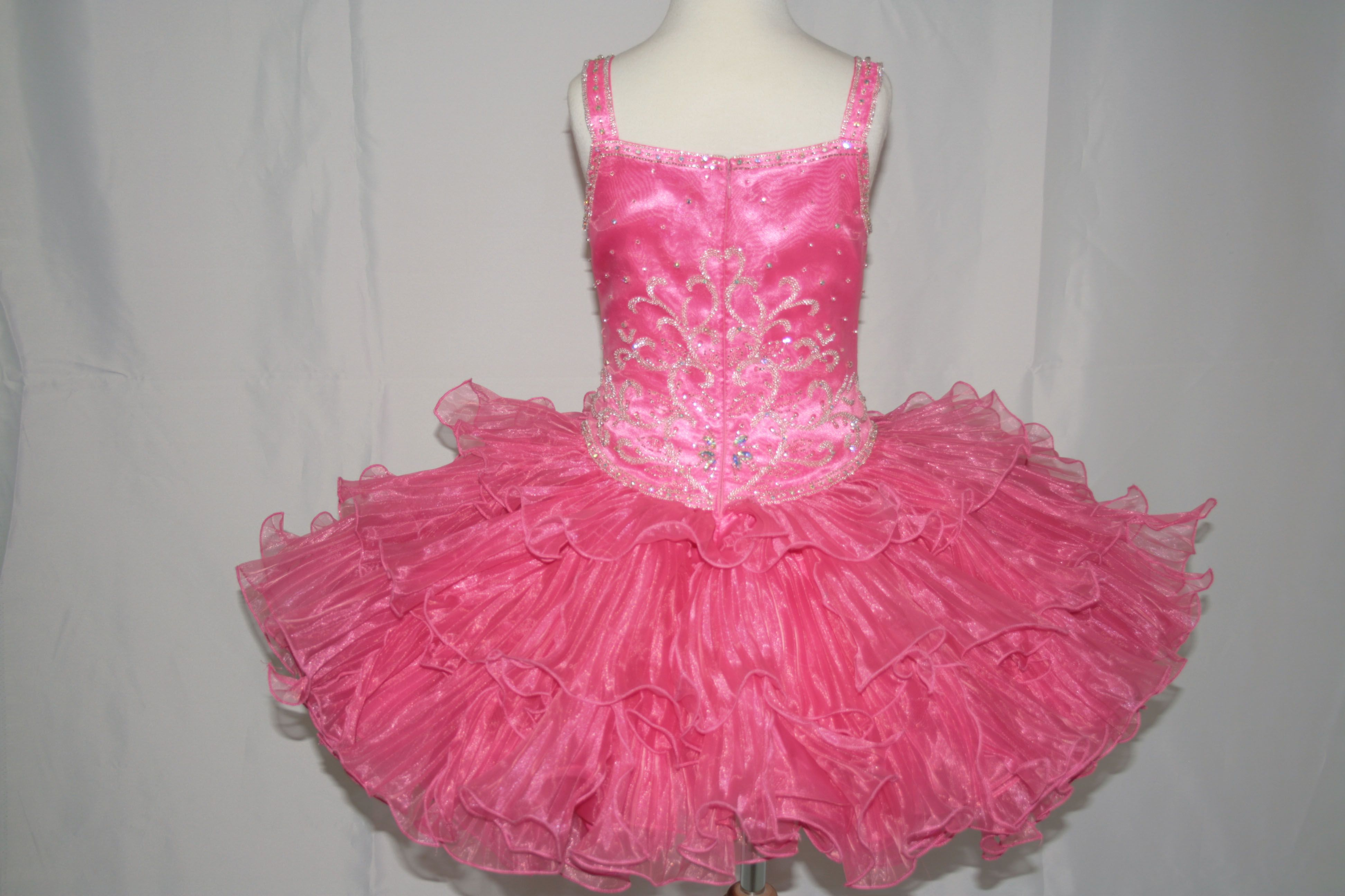 Beautiful Toddler Girl Pageant Dresses