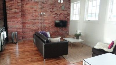 VRBO.com #482845 - Luxury Loft in Downtown Asheville: Chic, Central, in the Middle of All the Fun!