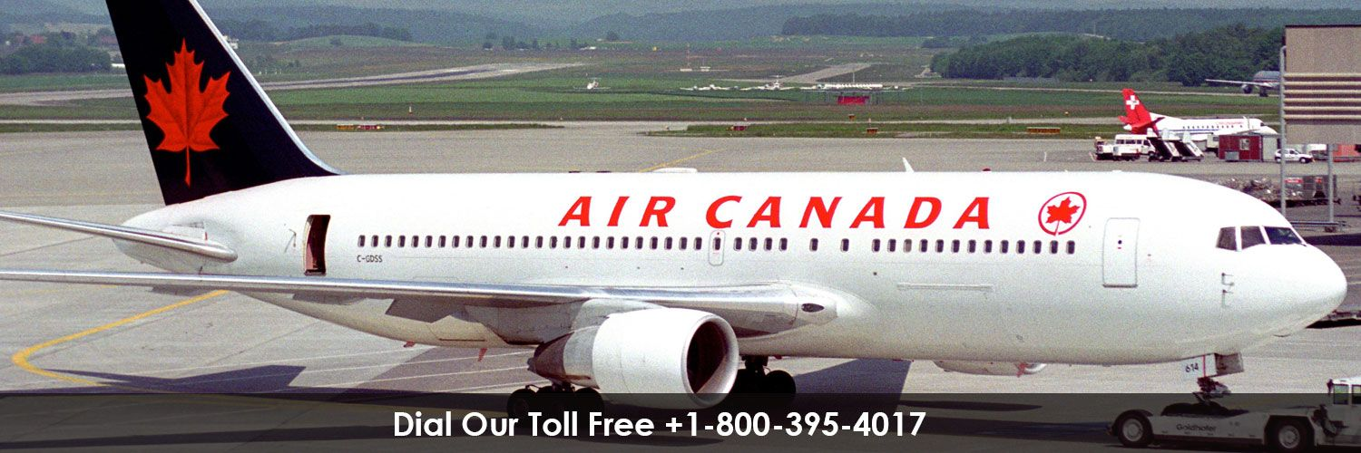 Air Canada one of the largest airlines in Canadian