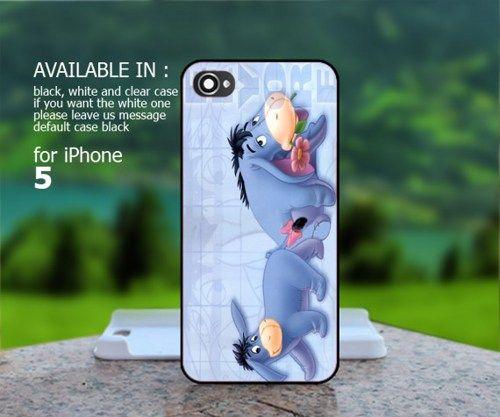 reputable site fead6 5aa8d AJ 630 EEYORE Cute Case - iPhone 5 Case | BestCover - Accessories on ...