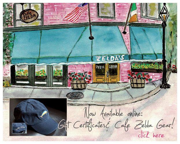 cafe zelda - newport, ri | City by the sea, Newport ...