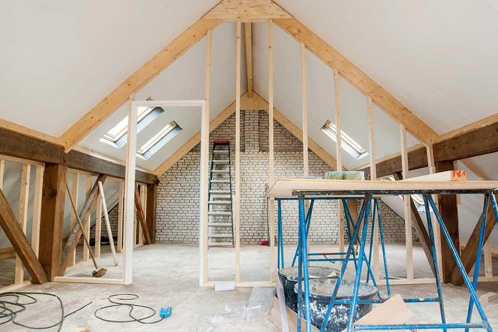 Prix d'une surélévation de toiture | Rénovation maison, Toiture, Combles