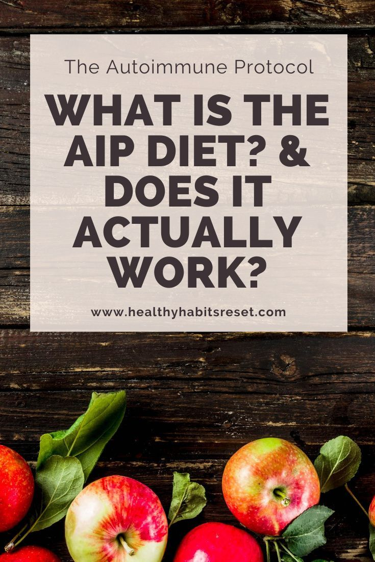 What is the Autoimmune Protocol Diet? & Does It Actually ...