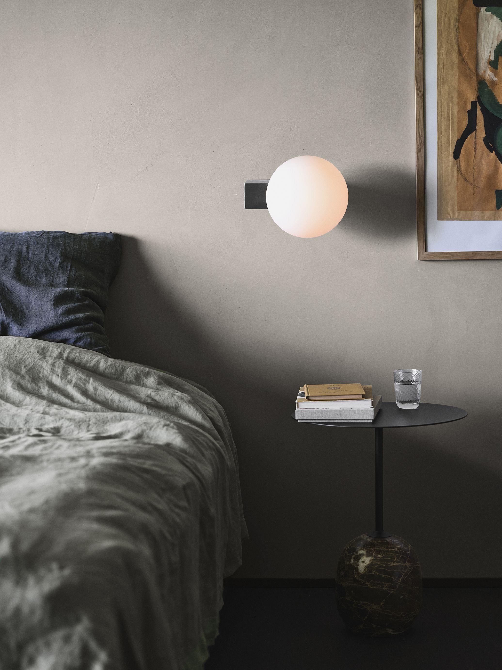 Journey Lamp And Lato Side Table Wall Lamp Wall Lights Wall Lighting Design