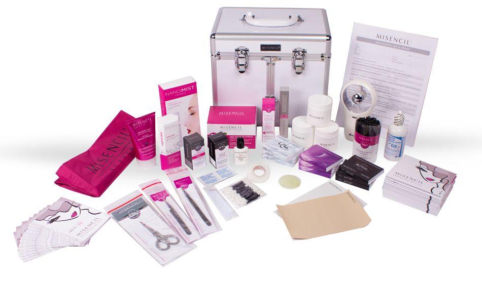 Misenluxe kit Misencil Eyelash extensions, Lashes, Glamour