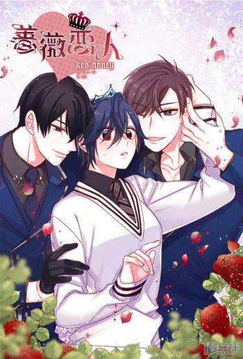 Red Honey Manhwa manga, Shojo manga, Manga anime