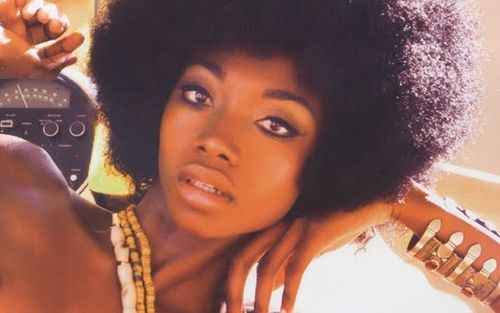 afro vintage