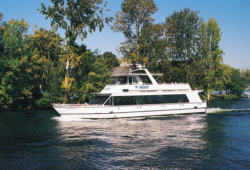 Take A Spin On The Sound Or Lake Washington On An Argosy Cruise