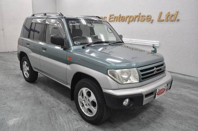 Japanese Vehicles To The World 1999 Mitsubishi Pajero Io Zr 4wd For Zimbabwe To Dar Es Salaam Pajero Io Mitsubishi Pajero Mitsubishi