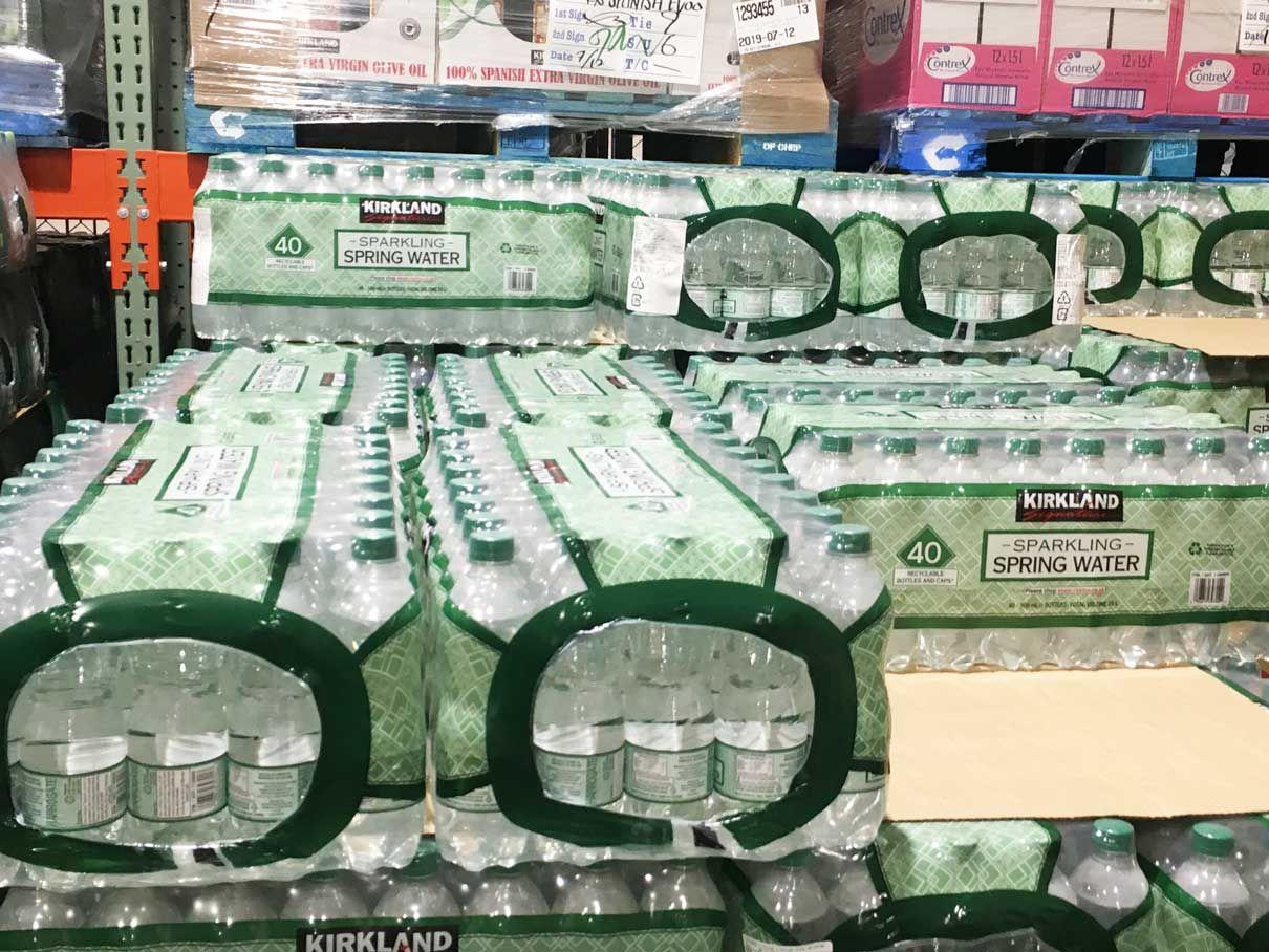 コストコの炭酸水種類 価格一覧を紹介 500mlの炭酸水1本27円と激安 コストコ 炭酸水 種類