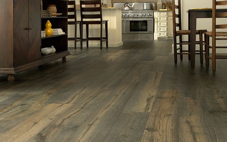 Laurentian hardwood nature reserve rustic long planks in for Laurentian laminate flooring