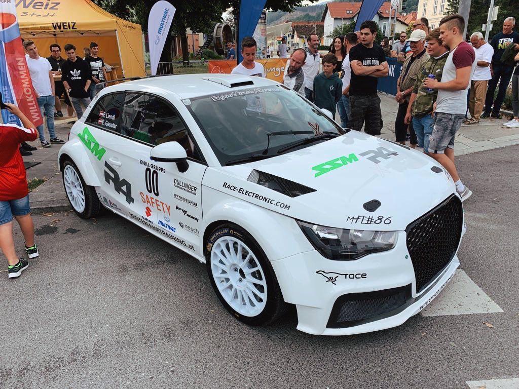 Audi A1 R4 0 Car Ssm Rallye Weiz Audi A1 Audi Sports Car