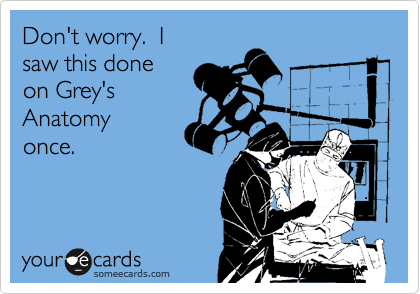 LOVE Grey's Anatomy!