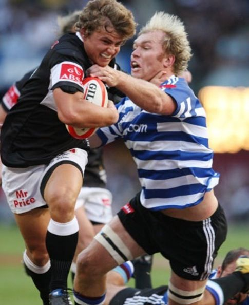 Patrick Lambie Sharks Rugby Sport World Rugby