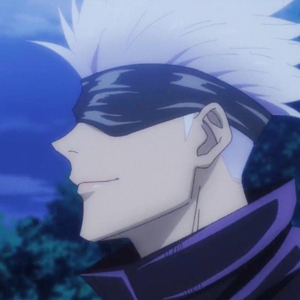 Satoru Icon Anime Anime Icons Anime Guys