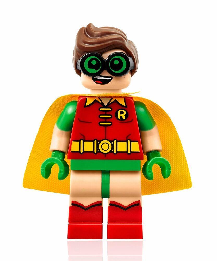 Lego The Batman Movie Robin Buildable Watch w/ minifigure